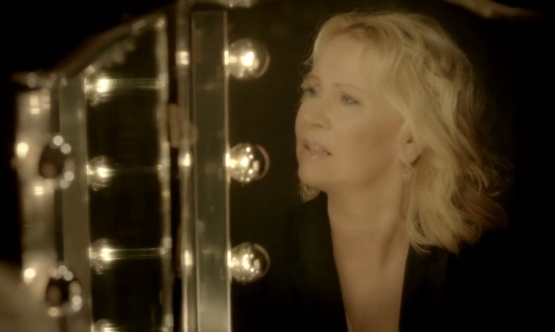 "Secvență clip ""When You Really Love Someone"", Agnetha Faltskog, ABBA"