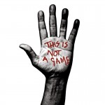 "Skunk Anansie - ""This Is Not A Game"" single"