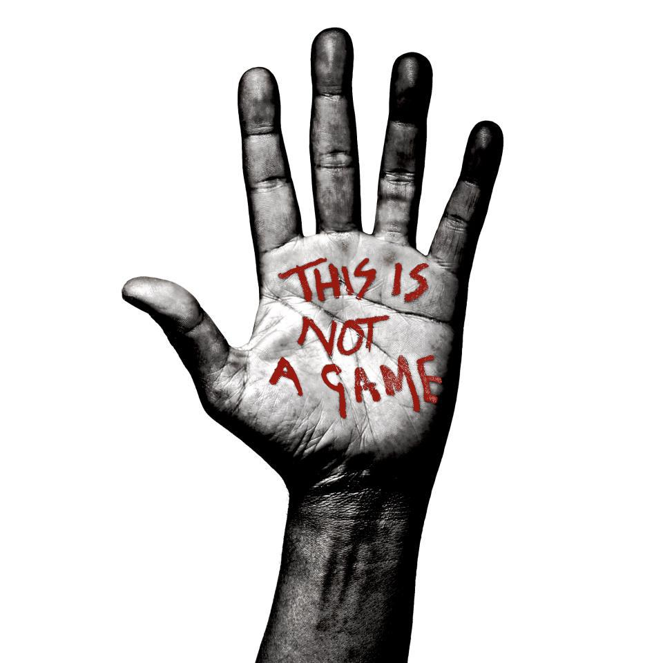 """Skunk Anansie - """"This Is Not A Game"""" single"""