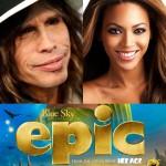 Steven Tyler și Beyonce dau voci pentru noul film animat Epic
