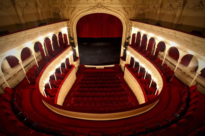 Teatrul Odeon - Sala Majestic