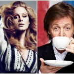 Adele și Paul McCartney, cei mai bogați artiști din UK