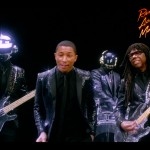Daft Punk, Pharrell Williams si Nile Rodgers