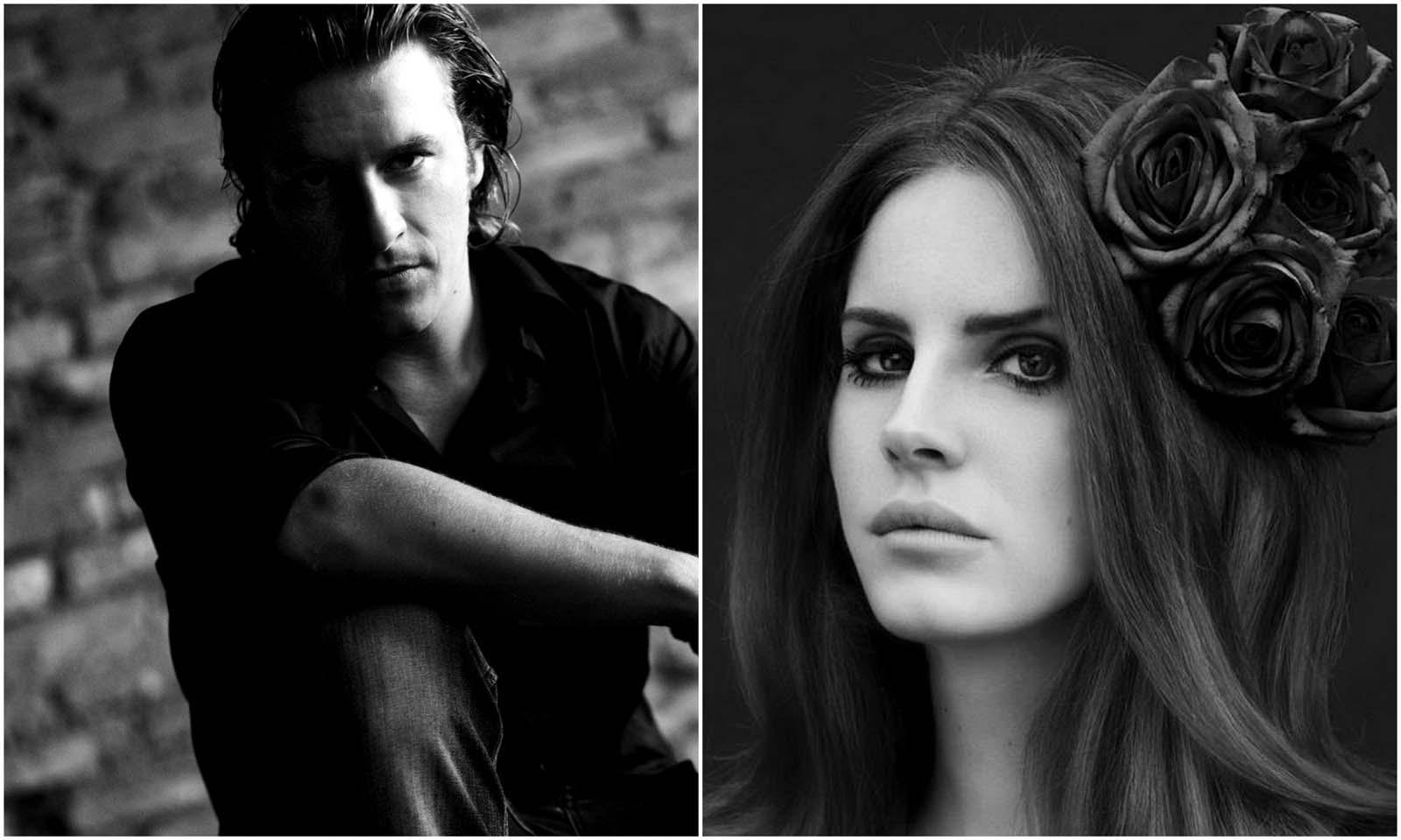 Marcus Füreder/Parov Stelar şi Lana Del Rey