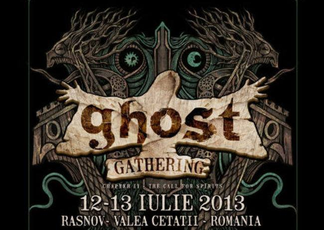 Ghost Gathering 2013
