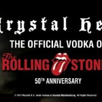 Rolling Stones Crystal Head Vodka