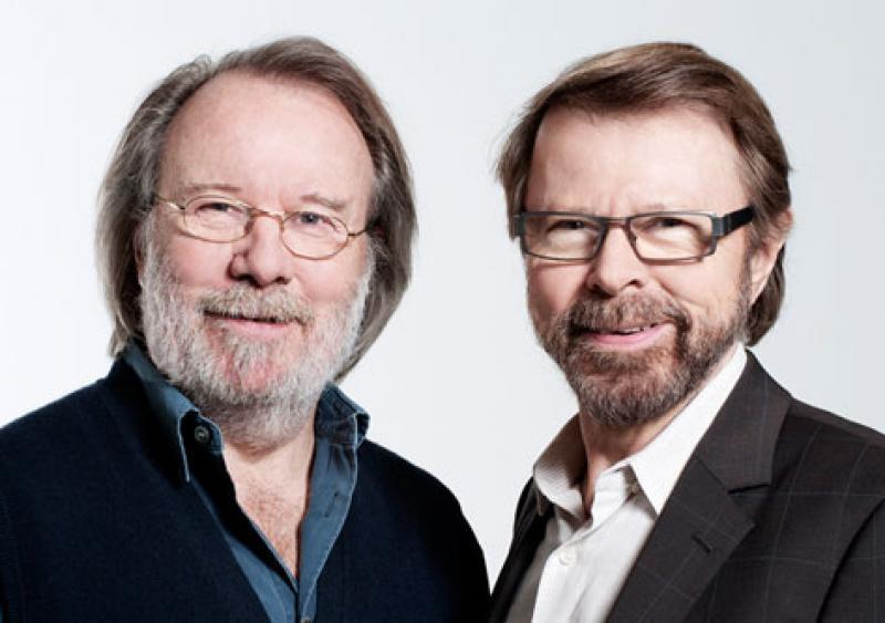 Benny Andersson şi Bjorn Ulvaeus - ABBA