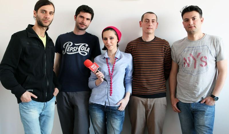 Trupa ASTERO la InfoMusic.ro