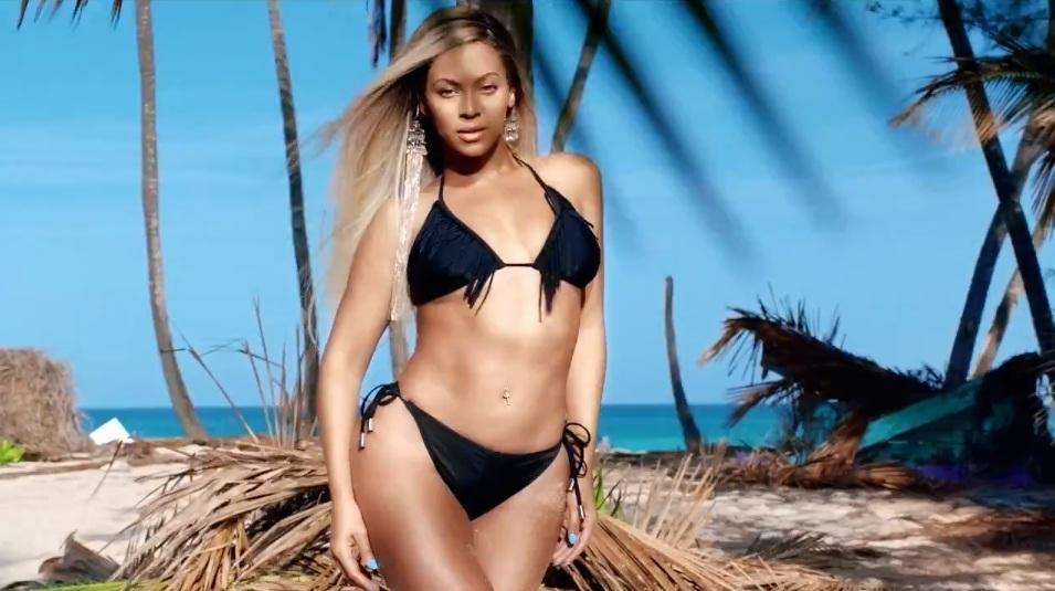 Beyonce în noul spot H&M