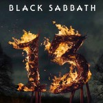 "Copertă album Black Sabbath - ""13"""