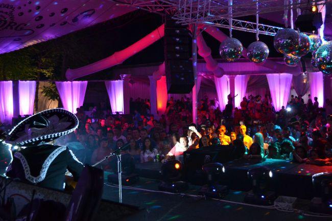 Megalos Club din Constanta