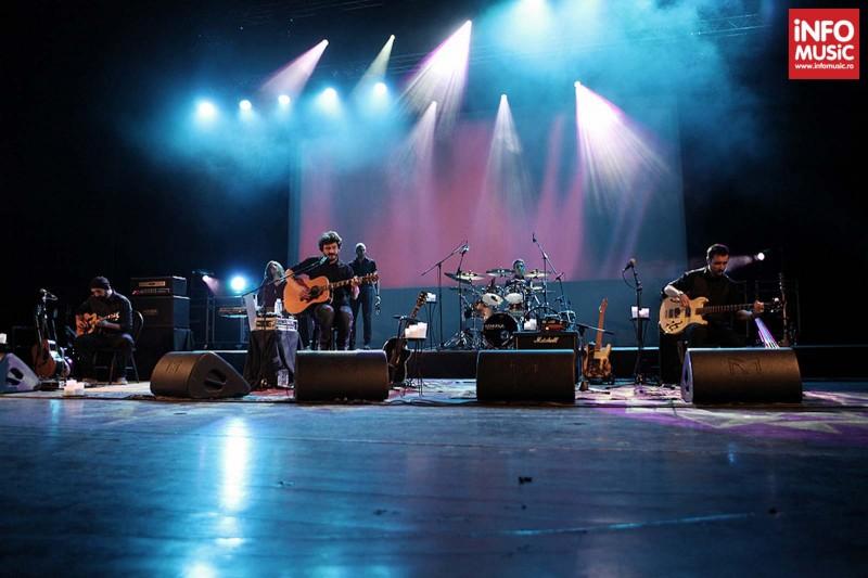 Poze din concertul Vita de Vie cu prilejul lansarii albumului Acustic la TNB pe 8 aprilie 2013
