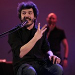 Adrian Despot în concertul Vita de Vie cu prilejul lansarii albumului Acustic la TNB pe 8 aprilie 2013