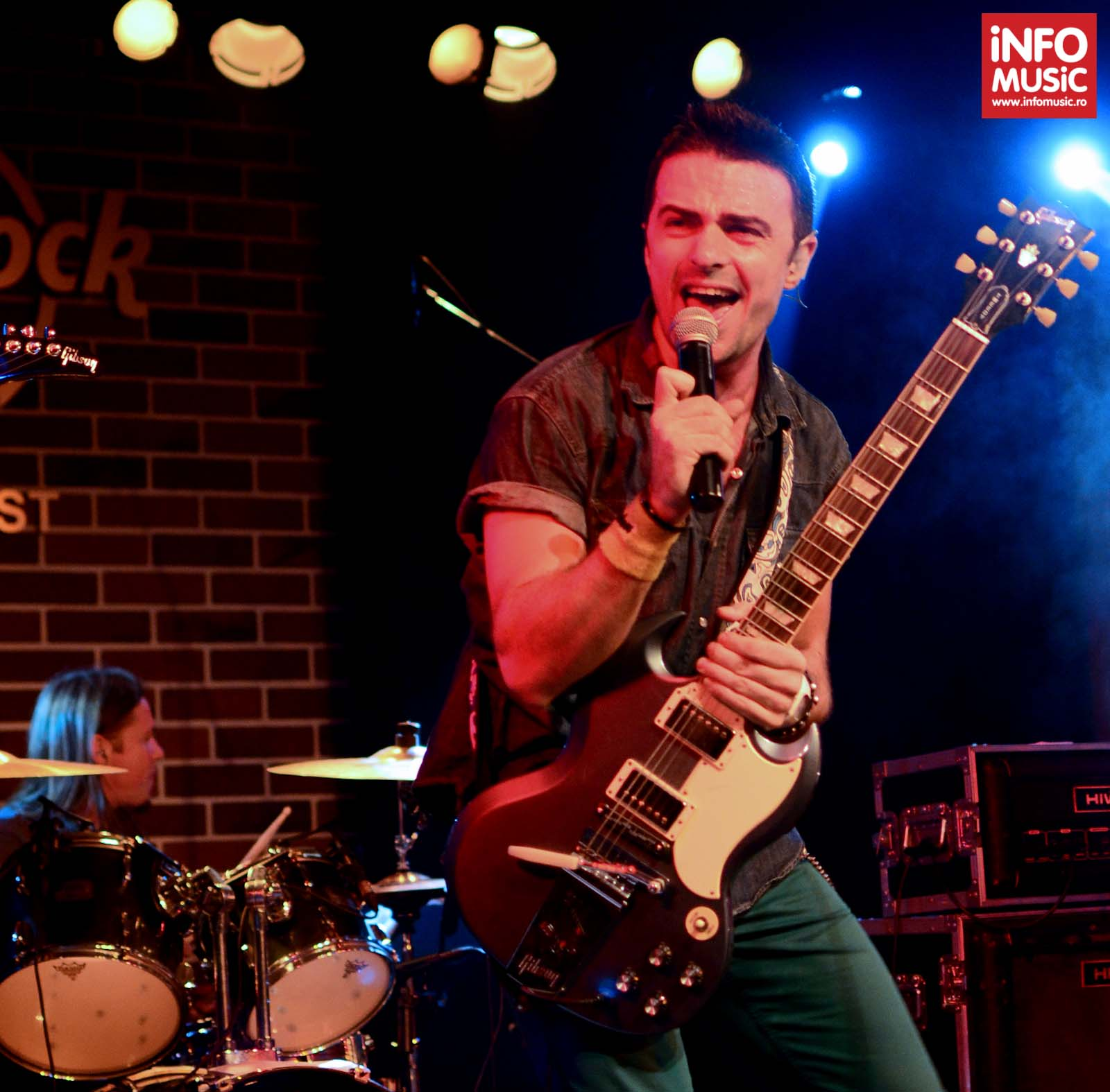 Concert VUNK in Hard Rock Cafe