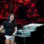 Concert Yanni la Sala Palatului