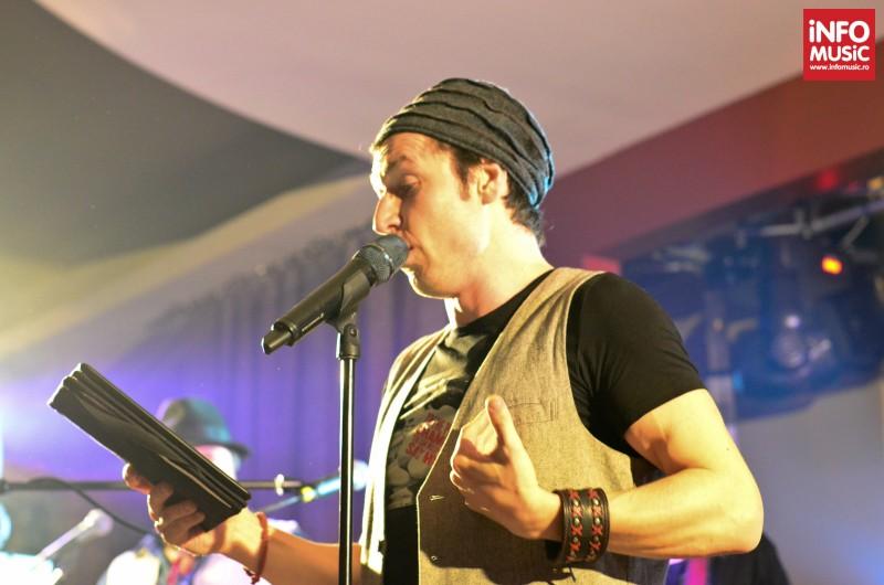 Concert lansare Zdob si Zdub la Hard Rock Cafe