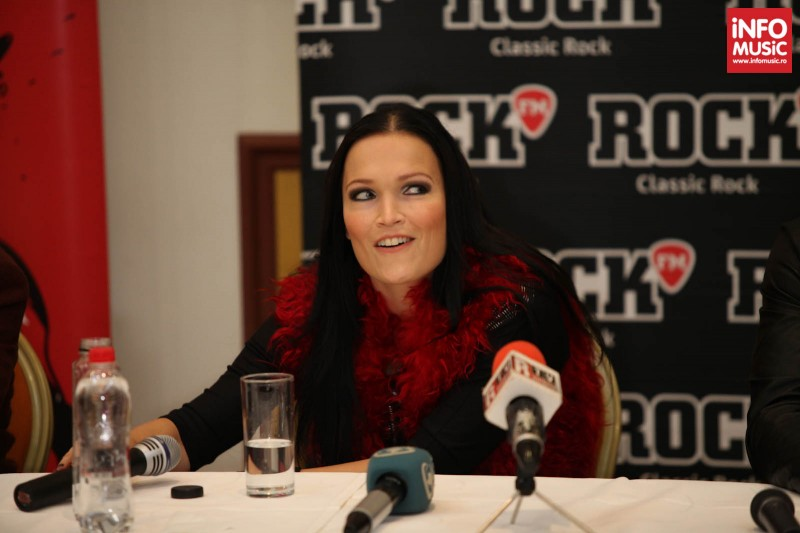 Conferinta de presa Tarja Turunen
