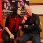 Tarja Turunen și Mike Terrana în interviu pentru InfoMusic