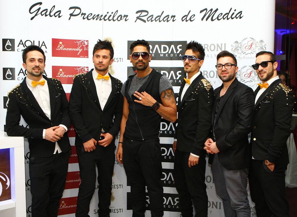 Connect-R a obtinut premiul RADAR DE MEDIA pentru Melodia Anului in 2012