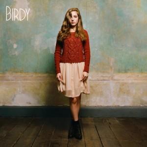 """Coperta albumului """"Birdy"""""""