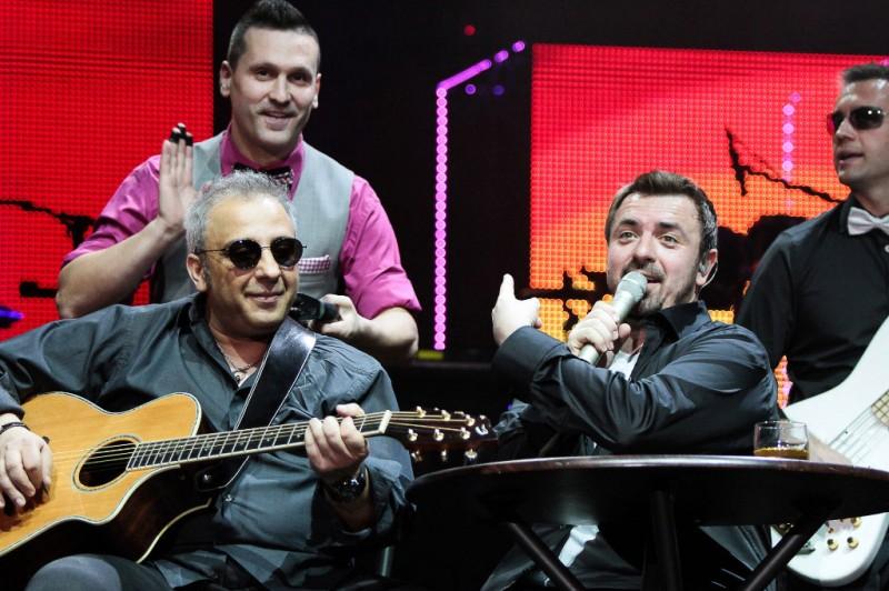 Concert Horia Brenciu la Sala Palatului (martie 2013)