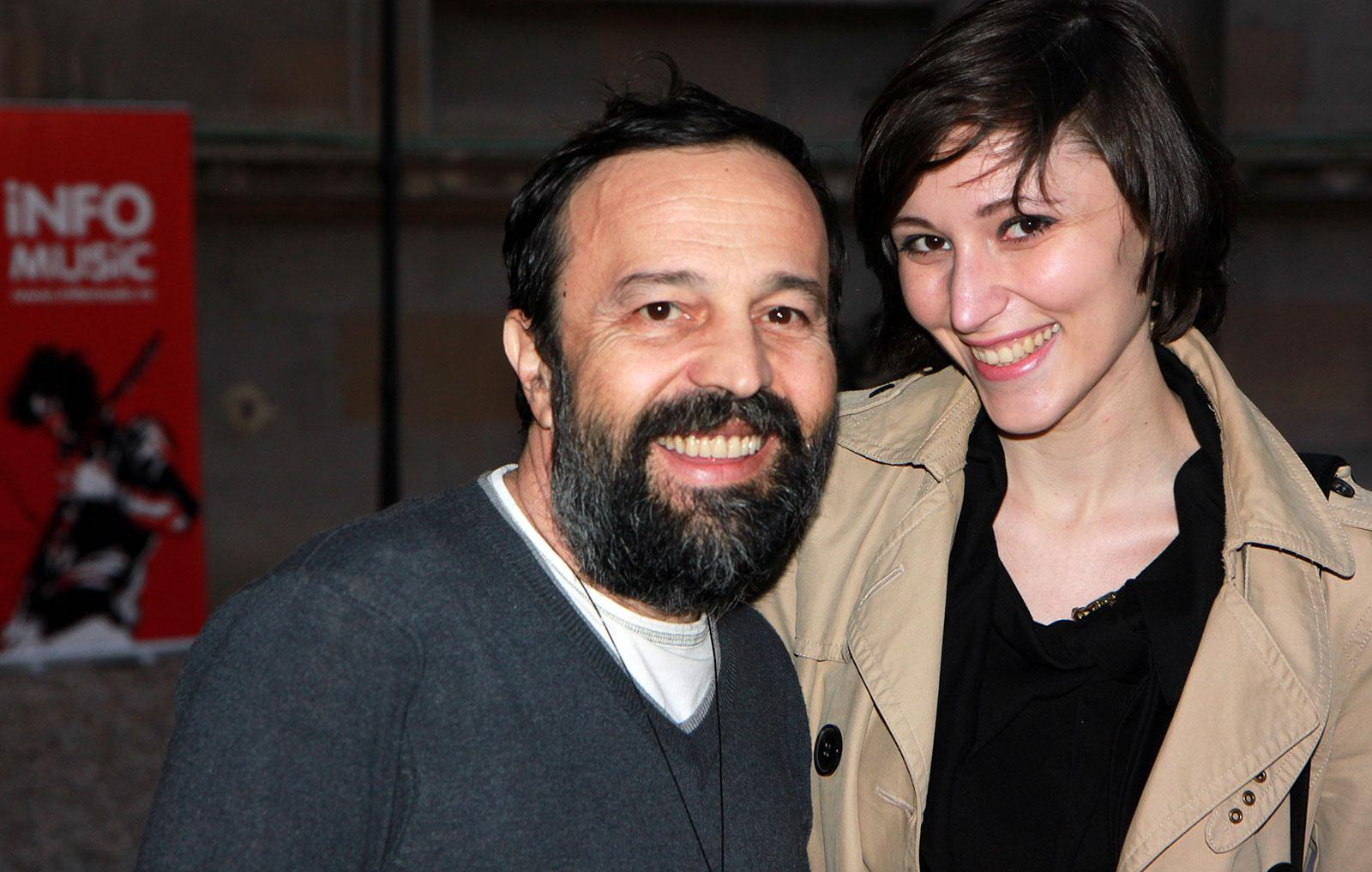 Ioan Gyuri Pascu intervievat de Alexandra Necula pentru InfoMusic.ro