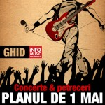 Petreceri si concerte de 1 Mai