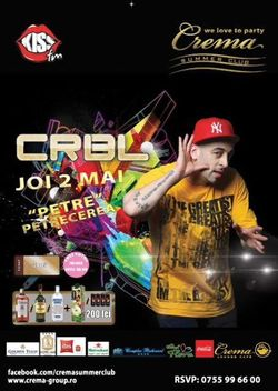 CRBL la Crema Summer Club