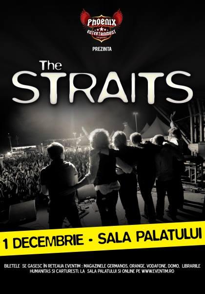 The Straits la Sala Palatului