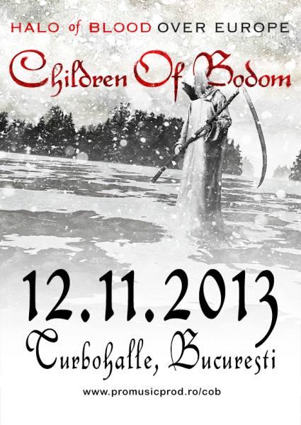 poster-concert-turbohalle-bucuresti-children-of-bodom-12-noiembrie-2013