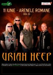 Poster Concert Uriah Heep