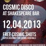 poster-petrecere-Shakespeare-Bar-bucuresti-12-aprilie-2013