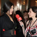 Paula Seling - interviu pentru InfoMusic la On Air Music Awards 2013