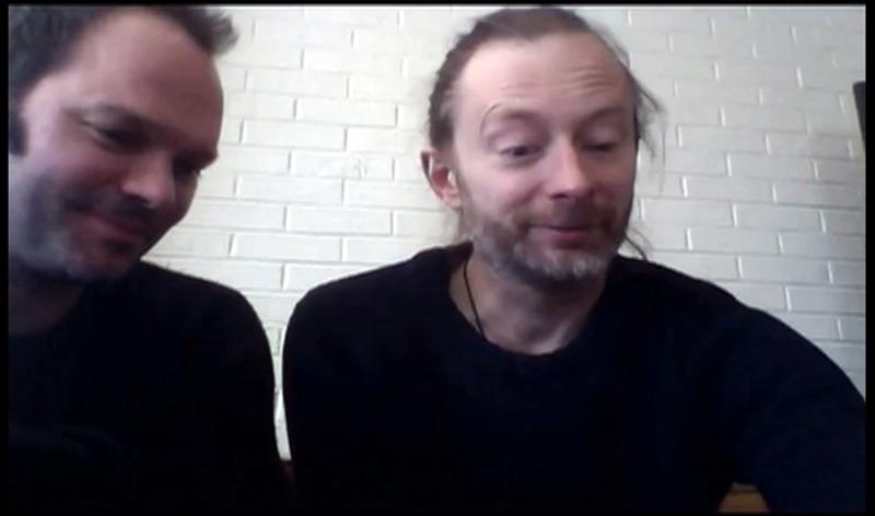 Thom Yorke și Nigel Godrich au raspuns întrebărilor puse de tineri despre iubire, despărțire, sex și prietenie