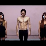 "Secvență clip ""Up In The Air"" - 30 Seconds to Mars"