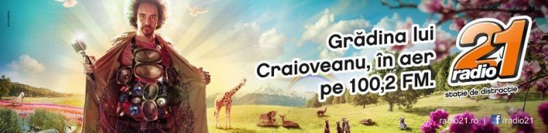 Poster Vlad Craioveanu @ RADIO 21