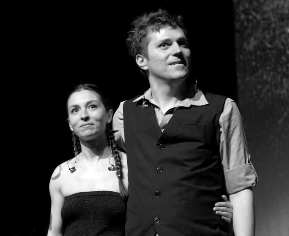 Dan Byron și Luiza Zan
