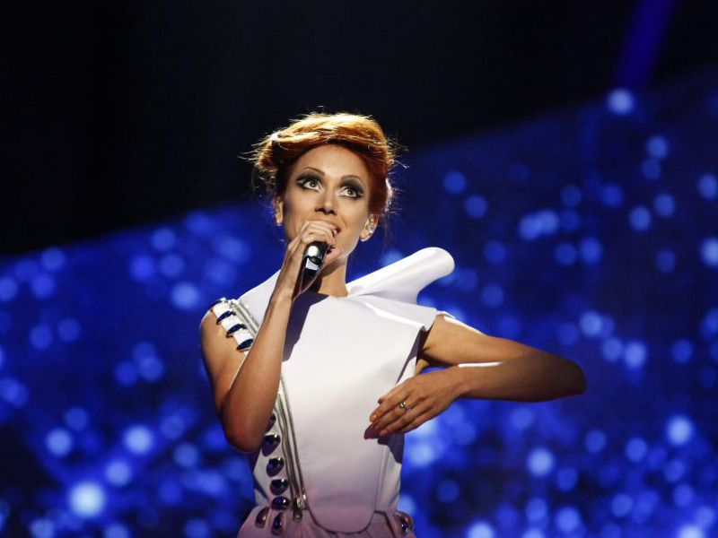Aliona Moon, concurenta Moldovei la Eurovision 2013
