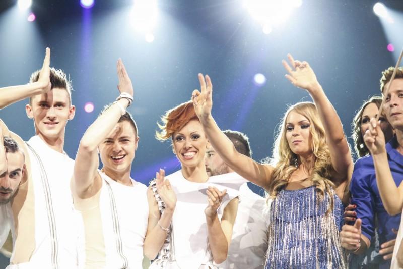 Aliona Moon, printre finalistii Eurovision 2013, în urma primei semifinale