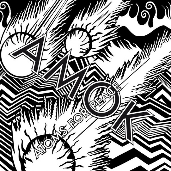 Artwork - Atoms for Peace - AMOK