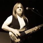 Trevor Bolder, basistul Uriah Heep