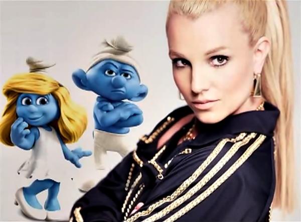 Britney Spears înregistrat piesa