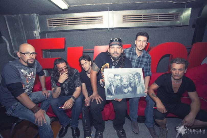 Cargo în Garajul Europa FM