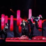 Cezar Ouatu - primele repetiții pe scena din Malmo, Suedia pentru Eurovision 2013