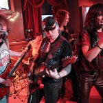 Adi Popescu, Tavi Iepan și Ovidiu Kempes in concertul Rezident EX din True Club pe 1 mai 2013