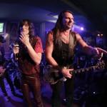 Kempes și Lange in concertul Rezident EX din True Club pe 1 mai 2013