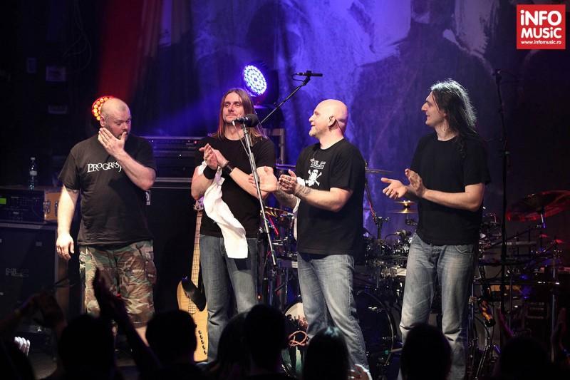 Concert Riverside in Silver Church pe 26 mai 2013