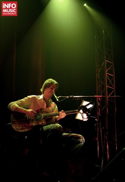 Concert URMA la Cinema Patria pe 10 mai 2013 pentru MTV Unplugged