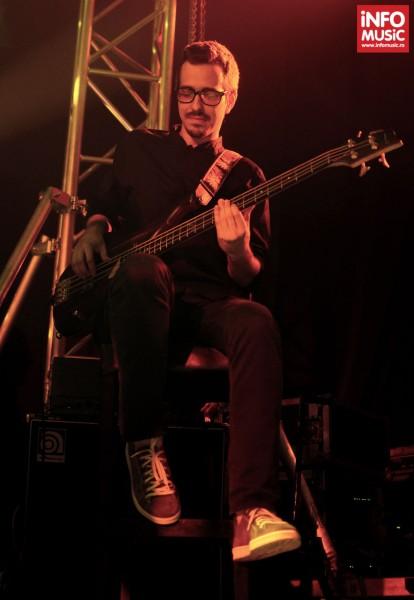Sorin Erhan, concert URMA la Cinema Patria pe 10 mai 2013 pentru MTV Unplugged