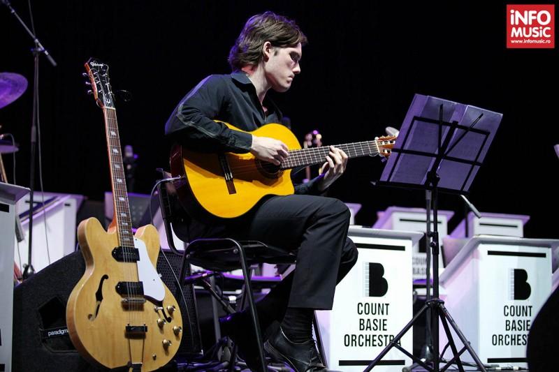 Django Sound Quartet in deschidere la Count Basie Orchestra, pe 14 mai la Sala Palatului